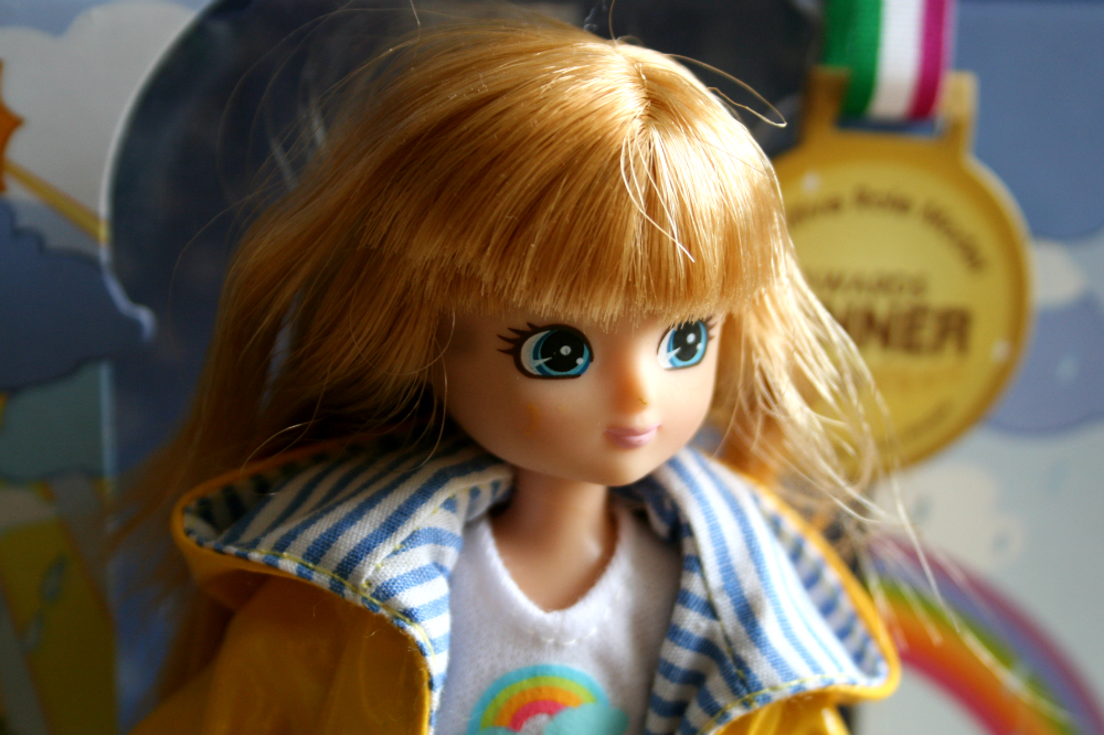 Lottie Doll Close Up