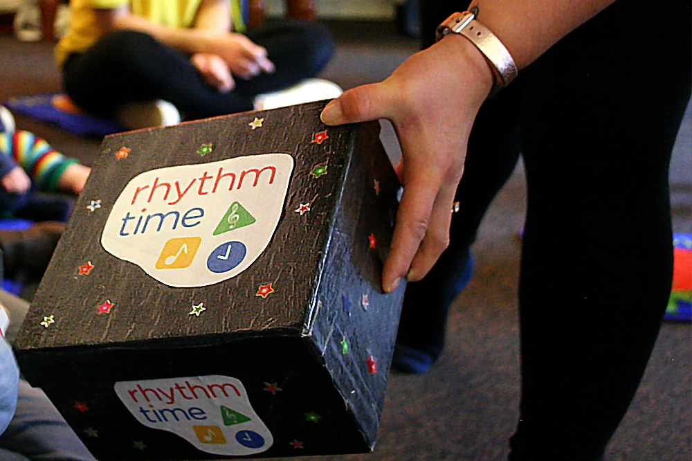 Music Box at Rhythm Time