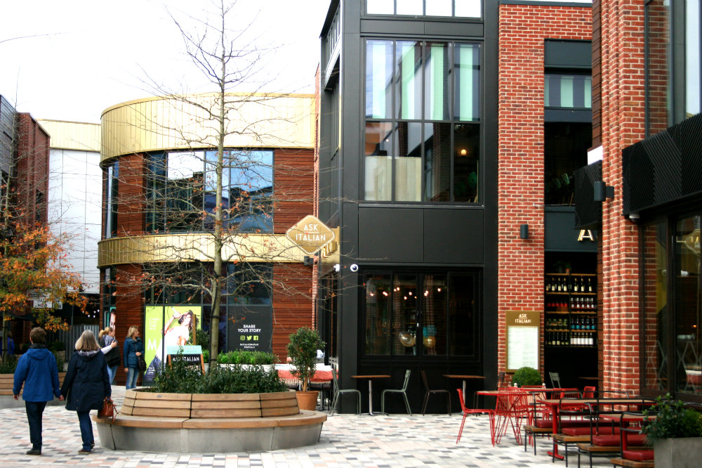 Ask Italian in Stratford Upon Avon Bell Court