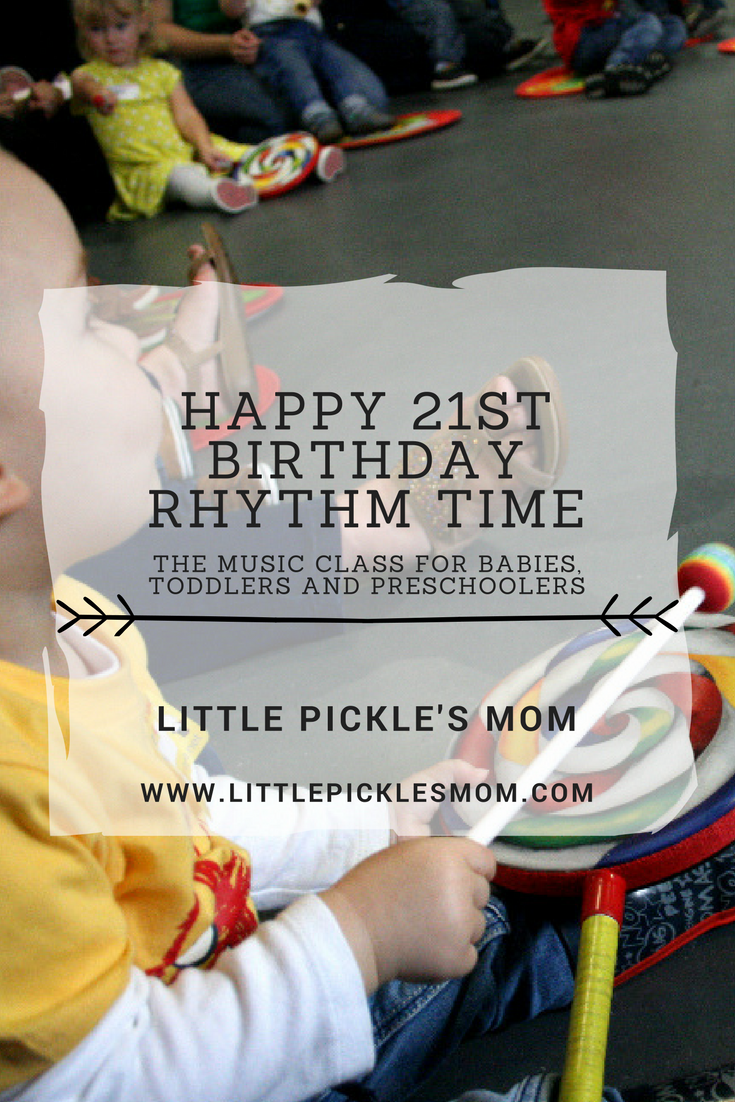 Happy Birthday Rhythm Time