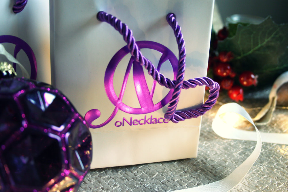 ONecklace Jewellery Giftbag