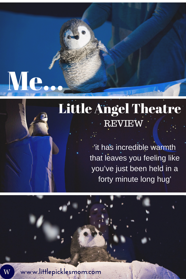 A review of children's theatre performance by Little Angel Theatre - Me... at Midlands Art Centre Birmingham, aimed at 2 years+