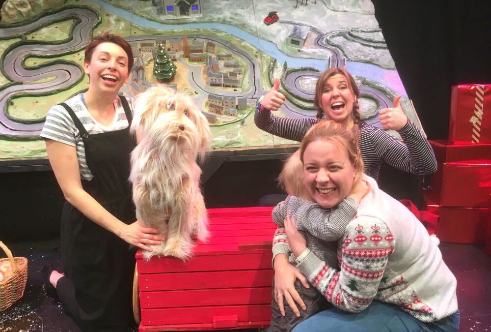 Theatre Review: Home for Christmas – New Old Friends at Lichfield Garrick Theatre