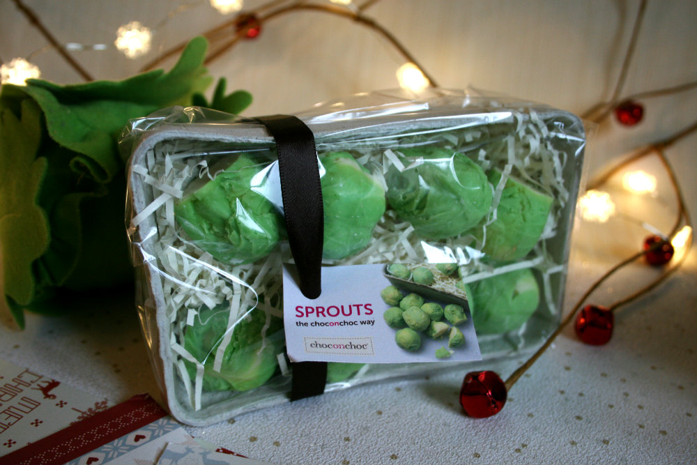 Chocolate Sprouts Gifts for Men
