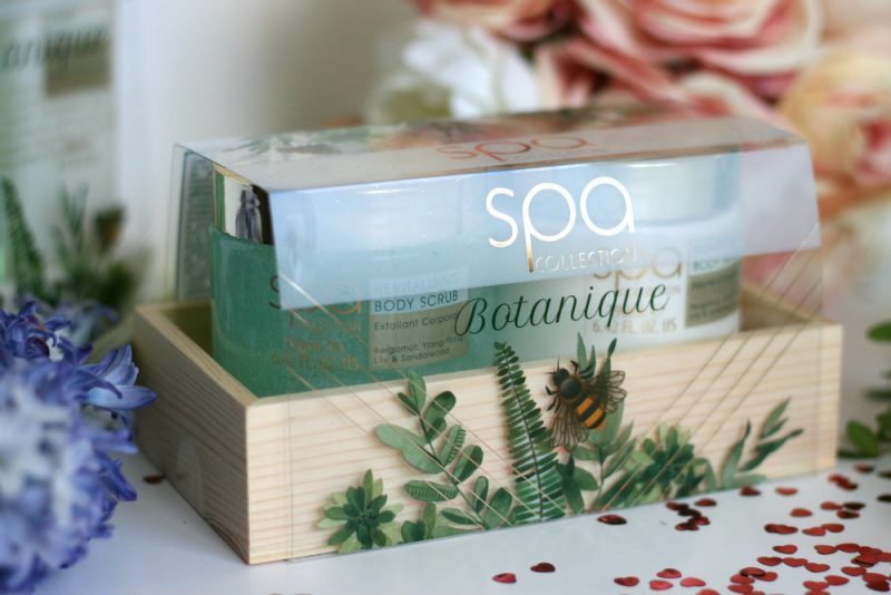 Spa Botanique gift set for Galentine's Day