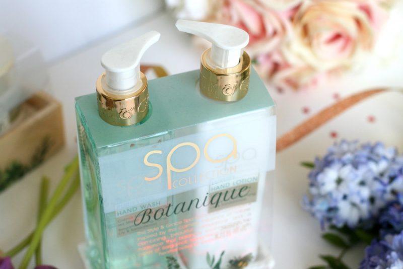 Spa Botanique gift set for Galentine's Day