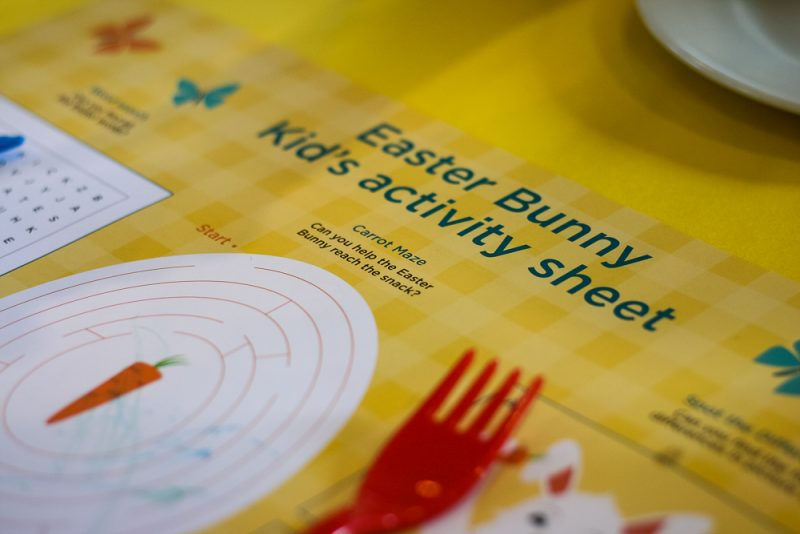 Easter Activity Sheet