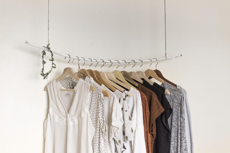 Pulling together a capsule wardrobe