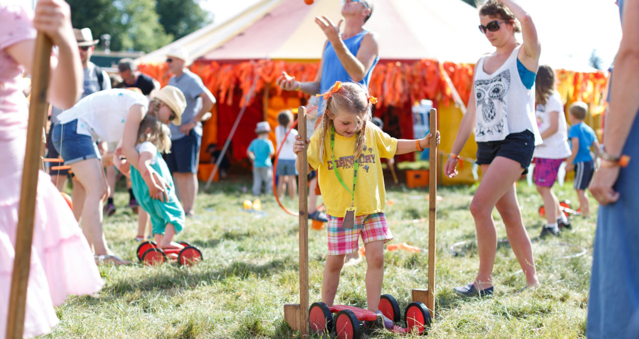 The Family-Friendly Festivals on my Radar