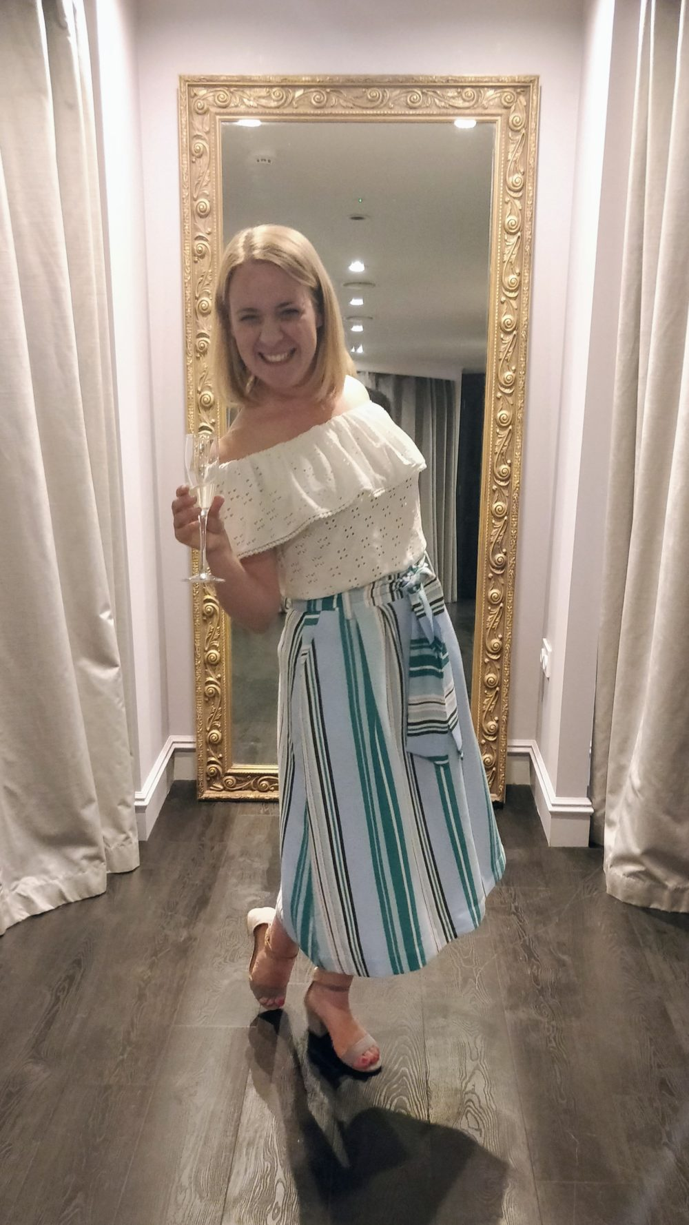 My favourite skirt at Oasis Fashion