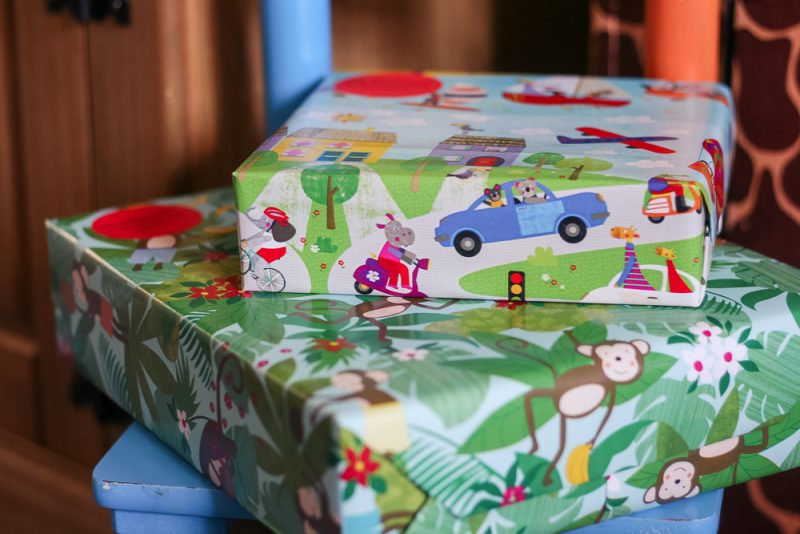 Wicked Uncle Gift buying service for children - presents delivered and wrapped
