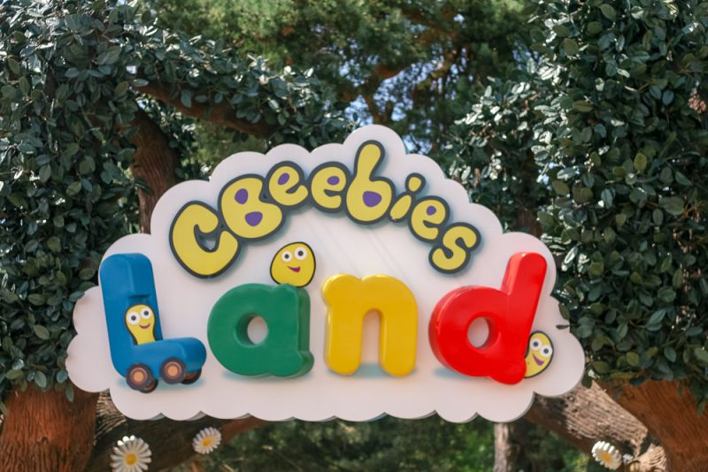 Welcome to CBeebiesland at Alton Towers