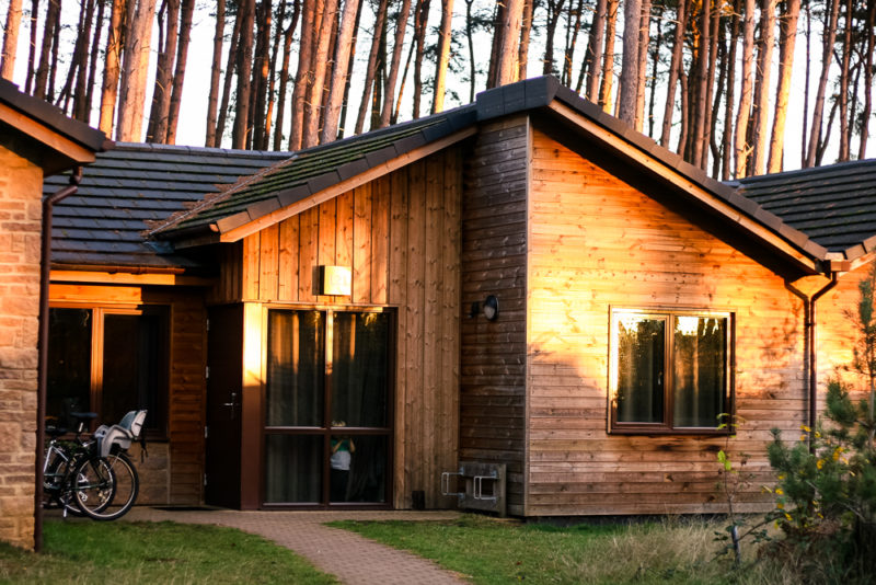 Our 3 bedroom lodge at Center Parcs Woburn Forest