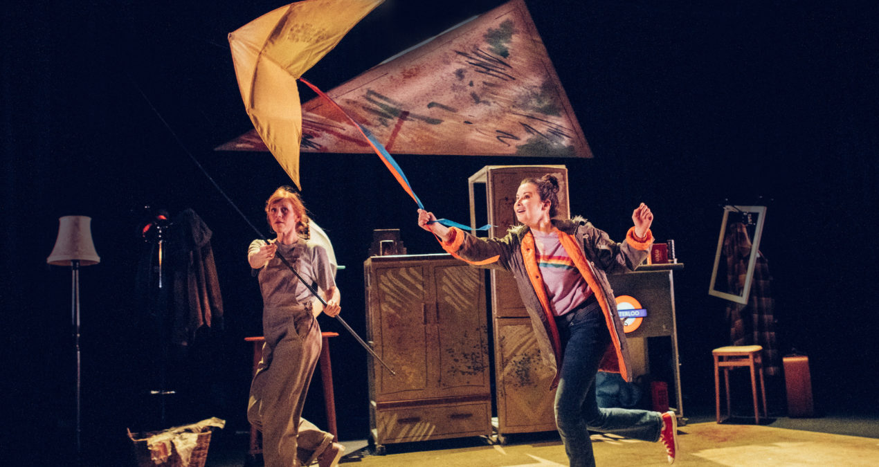 Theatre Review: Kite – The Wrong Crowd at Warwick Arts Centre