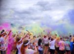 Colour Run in Birmingham