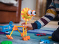 Building fun with Kid K'Nex