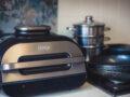 The Ninja Foodi MAX Health Grill & Air Fryer